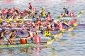 Hong Kong :IDBF Club Crew World Championships 2012 Royalty Free Stock Photo
