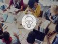 Ideas Thinking Strategy Creativity Planning Inspiration Concept Royalty Free Stock Photo