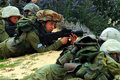 IDF - Israeli Infantry Corps Royalty Free Stock Photo