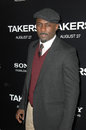 Idris elba at the takers world premiere arclight cinerama dome hollywood ca Royalty Free Stock Photos