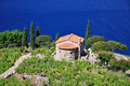 Idyllic Place on Elba Island Stock Image