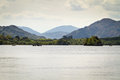 Idyllic scenery of Killarney lake Royalty Free Stock Image