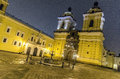 Iglesia de san francisco lima the church of st francis of assisi in peru Royalty Free Stock Images