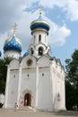 Iglesia ortodoxa rusa Foto de archivo libre de regalías