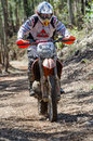 Ignacio ponga vale de cambra portugal april at the th national enduro championship on april in vale de cambra portugal Royalty Free Stock Photo