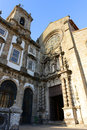 Igreja de são francisco porto portugal sao church is a gothic church built in the th century located at the center of Royalty Free Stock Image