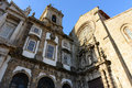 Igreja de são francisco porto portugal sao church is a gothic church built in the th century located at the center of Royalty Free Stock Photography