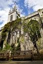 Igreja do Dunstan-em--Leste do St em Londres Fotos de Stock