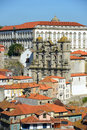 Igreja dos grilos porto portugal convento is a mannerist baroque style church built in by jesuits this church is now Royalty Free Stock Image