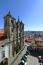 Igreja dos grilos porto portugal convento is a mannerist baroque style church built in by jesuits this church is now Stock Photography