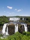 Iguassu falls, Brazil. Stock Photography