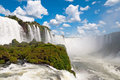 Iguazu Falls Argentina Stock Photos