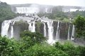 Iguazu falls argentina waterfalls at Stock Photography