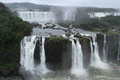 Iguazu falls argentina waterfalls at Stock Photo