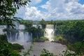 Iguassu Falls pattern seamless