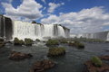Iguazu Waterfall Royalty Free Stock Image