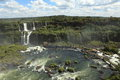 Iguazu Waterfall Stock Image