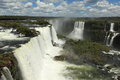 Iguazu Waterfall Stock Photography