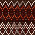 Ikat geometric Royalty Free Stock Photo