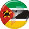 Il Mozambico Immagine Stock Libera da Diritti