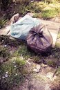 Illegal Dumping In The Nature