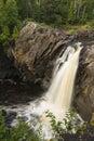 Illgen Falls Royalty Free Stock Photo
