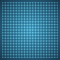 Illuminated grid vector illustration this is file of eps format Royalty Free Stock Photos