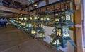 Illuminated Lanterns At Kasuga...