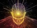 Illusion of Mind Royalty Free Stock Photo