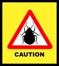Bug cuidar