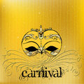 Illustrated background for your carnival design Stock Image