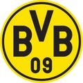 Illustration ballspielverein borussia germany