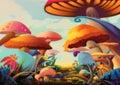 Illustration: A Beautiful Mush...