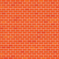 Illustration brick wall as background Royalty Free Stock Photography