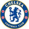 Illustration chelsea the blues soccer
