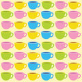 Illustration coffee cup Royalty Free Stock Photo
