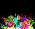 Illustration of colorful background Royalty Free Stock Photo