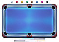 Illustration: Pool Balls, Snooker Balls, Billiard Balls HD on White Background.