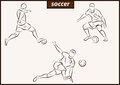 Illustration shows a Soccer