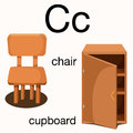 Illustrator of c vocabulary