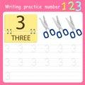 Illustrator Write practice number 3