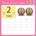 Illustrator Write practice number 2