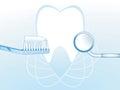 Ilustração dental da higiene   Imagem de Stock
