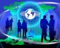 Obchodná politika na dosiahnutie maximálneho ekonomického efektu sieť