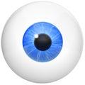 Image of eye ball