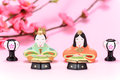 An image of hina Doll Royalty Free Stock Photo
