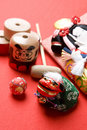 Image of Japanese New Year Royalty Free Stock Photo