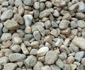 A Collection of Natural River Rocks for Background Royalty Free Stock Photo