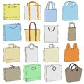 Image of shopping bags Stock Image