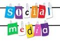 Sociální média linka